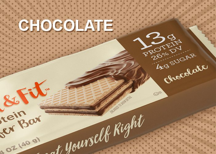 Good and Fit Chocolate